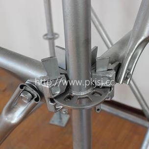 新型热镀锌圆盘式脚手架规格3