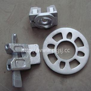新型热镀锌圆盘式脚手架规格4