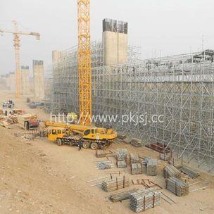 建筑盘式脚手架生产厂家|盘式脚手架搭设规范|北京地铁现场施工规范