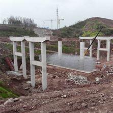 渝广高速公路 工程项目:盘扣式脚手架